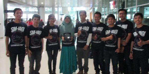 Pemenang Lomba Web SM-IAGI 2014