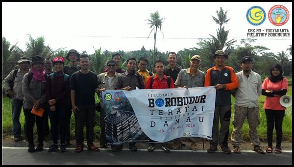Narasumber dan Peserta ESK-23 2016, Yogyakarta