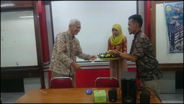 Peresmian FGMI Chapter Yogyakarta